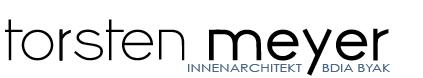 INNENARCHITEKT | torsten meyer Logo